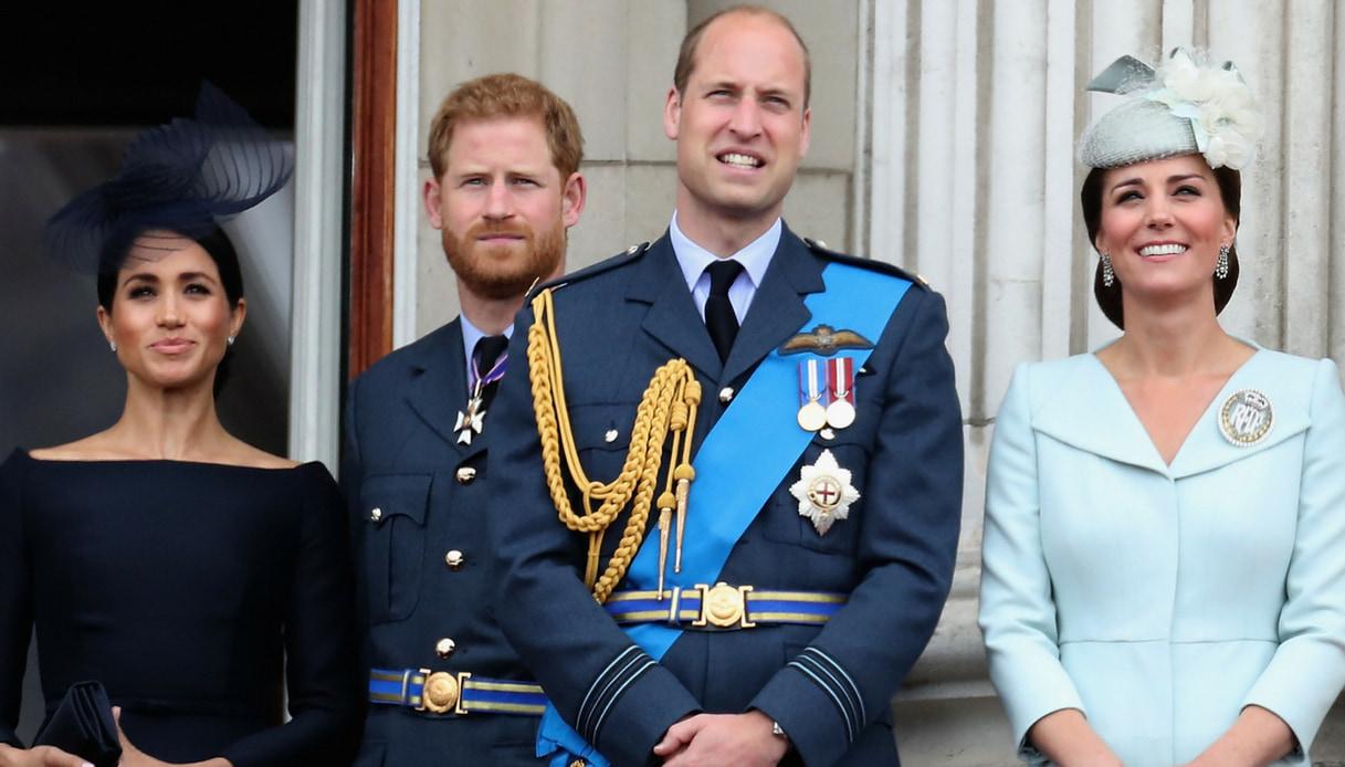«Meghan e Kate? Sono Harry e William ad aver litigato. Ecco perché...». L'indiscrezione choc