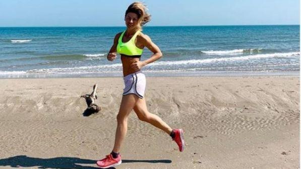 """Martina Colombari: """"Sono magra, ma non dite che sono malata�"""