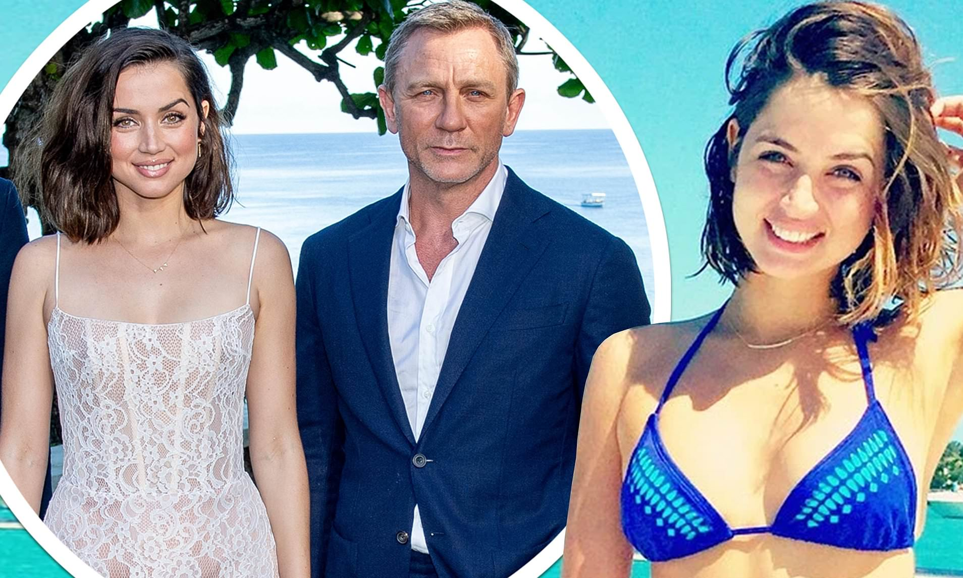 James Bond e la nuova Bond Girl avranno un