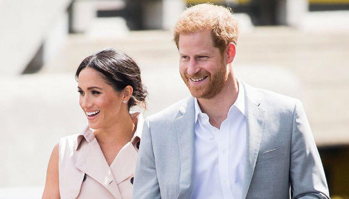 Meghan Markle, il viaggio con Harry per ricordare Lady Diana
