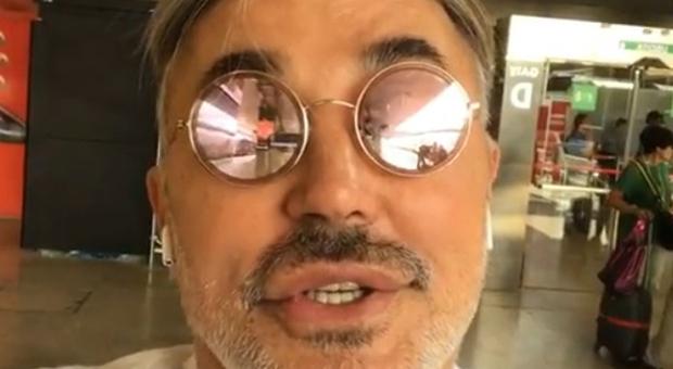 Grande Fratello Vip 2019, Scialpi infuriato: «Offerto il minimo, come agli sconosciuti. I cachet da capogiro invece...»