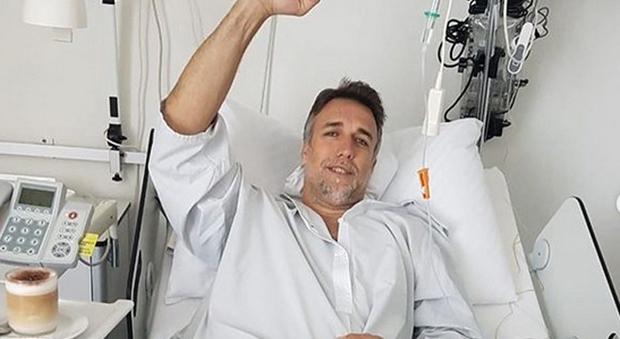 Batistusta: «Ho pregato un amico dottore di amputarmi le gambe. Avevo le caviglie a pezzi»