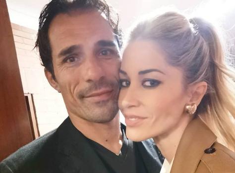 Elena Santarelli, il dramma segreto: «Io e Bernardo Corradi ci siamo allontanati a causa del tumore di nostro figlio»