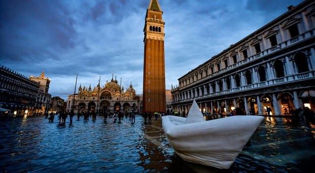 Venezia, dalla Russia 1 milione di euro di donazioni in meno di 24 ore
