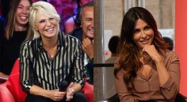 Tu Sì Que Vales, Maria De Filippi fa ascoltare il vocale di Sabrina Ferilli e le fa un regalo hot: imbarazzo per l'attrice