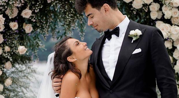 Elettra Lamborghini e Afrojack si sono sposati: guarda tutti i dettagli delle nozze