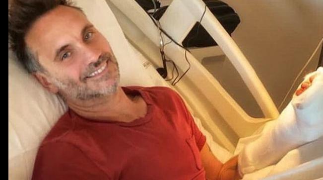 Nek in ospedale fa spaventare i fan: