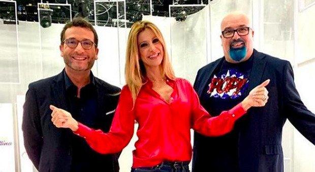 Giovanni Ciacci positivo al Covid, Adriana Volpe e Alessio Viola costretti a condurre da casa: la svolta per