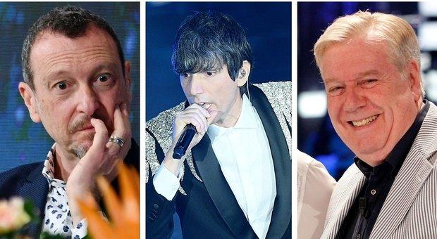Sanremo 2021, impazza il toto-nomi: da Bugo al figlio di Celentano. E c'è anche Claudio Lippi