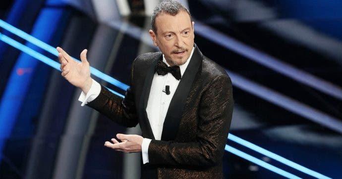 Sanremo 2021, Amadeus: «O lo vogliamo tutti compatti e si fa a marzo o arrivederci al 2022»