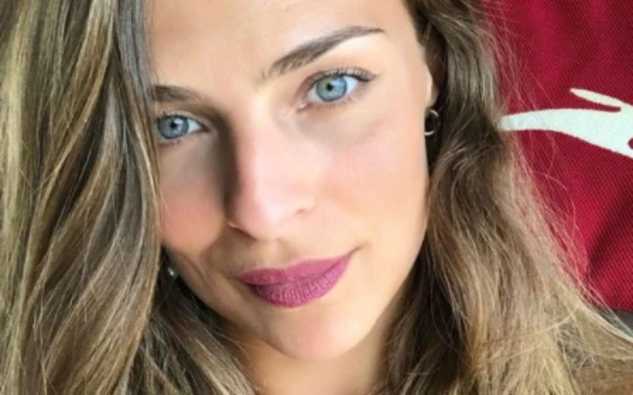 Verissimo, Cristina Chiabotto: «Mia nonna è morta di Covid, c'è lei dietro la mia gravidanza. Ecco perché»