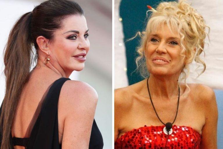 Grande Fratello Vip, Alba Parietti contro Maria Teresa Ruta: «Sceneggiata, non inventare balle sulle tue colleghe»