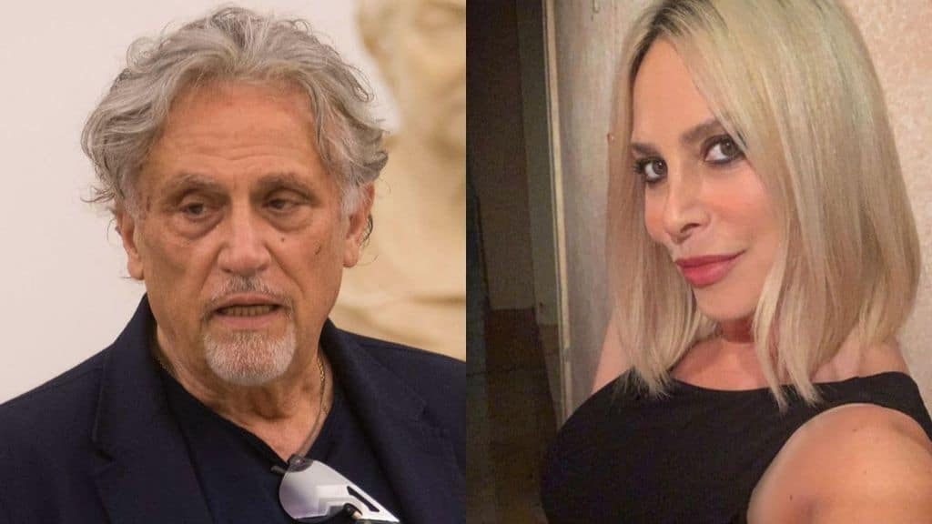 Stefania Orlando contro Andrea Roncato a Live Non è La D'Urso: «Astio e livore. Non lo nominerò più, non ne vale la pena»