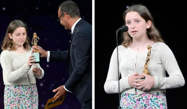 David di Donatello, la figlia di Mattia Torre commuove tutti ritirando il premio per il padre