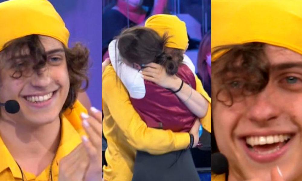 Amici 20, Sangiovanni nuovo finalista si commuove: «Per la prima volta mi sento compreso»