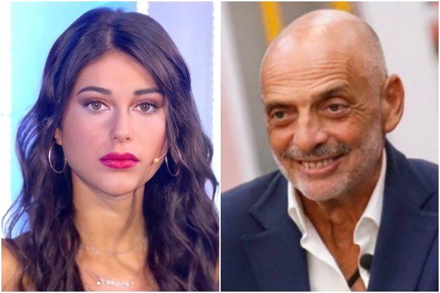 Paolo Brosio e la giovane fidanzata Maria Laura De Vitis si sono lasciati. L'annuncio social: «La relazione purtroppo è finita…»