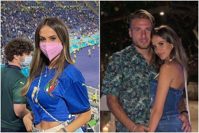 Ciro Immobile superstar a Euro 2020, il post con la dedica della moglie Jessica Melena conquista i social
