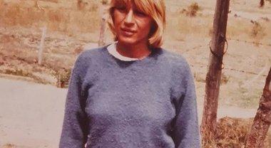 Gemma Galgani, la foto molto prima di