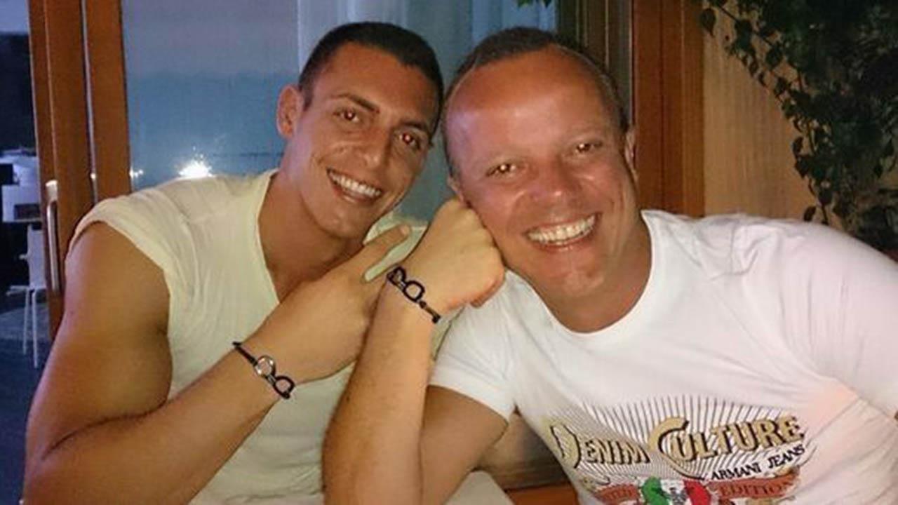 """Claudio D'Alessio, il figlio di Gigi in Tribunale, la colf lo accusa: """"Mi ha picchiato e ridotto in stato di semi-schiavitù�"""