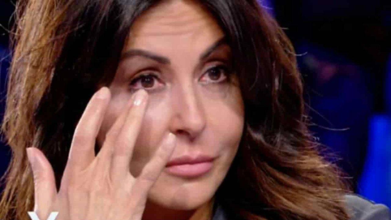 Sabrina Ferilli in lacrime a Verissimo: «Io non ho figli però...». Silvia Toffanin commossa