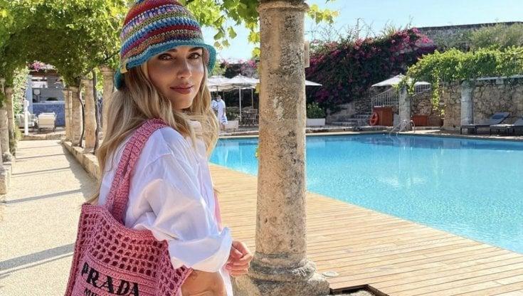 Ferragnez in vacanza in Puglia, relax in masseria