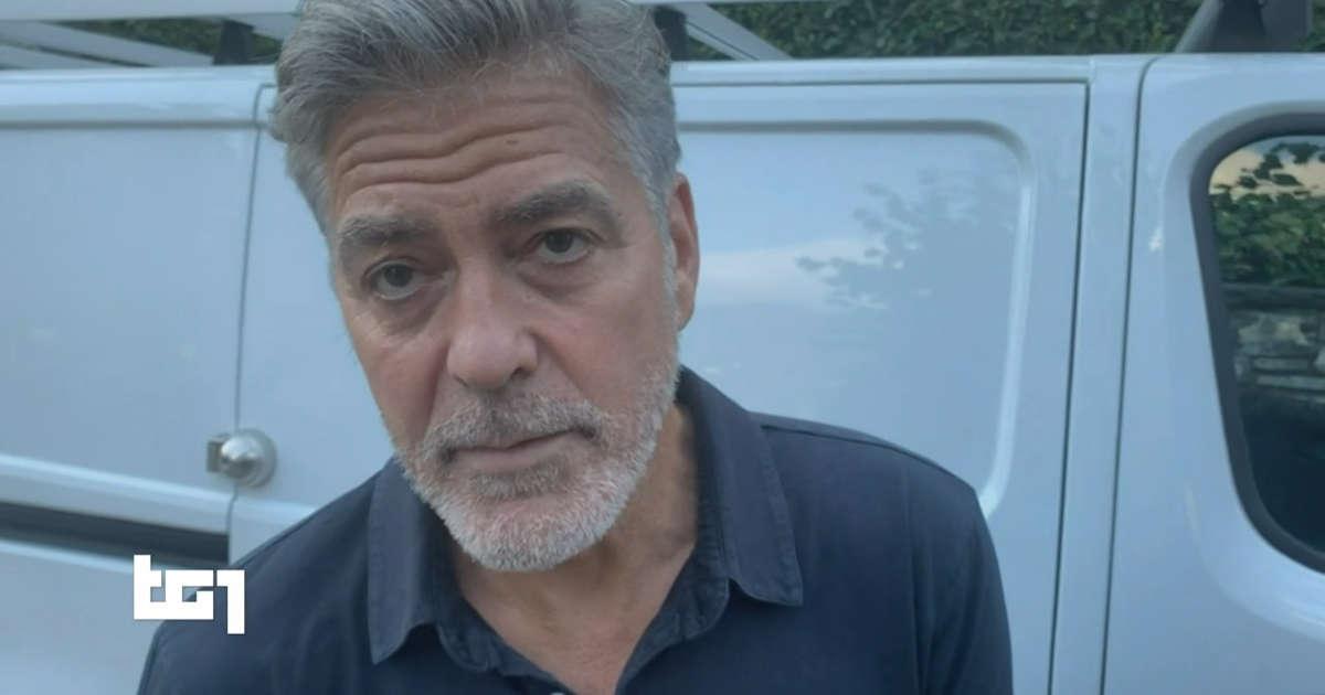 Maltempo, anche la villa di George Clooney a Laglio travolta dal fango: «E' molto peggio di quello che pensassi»
