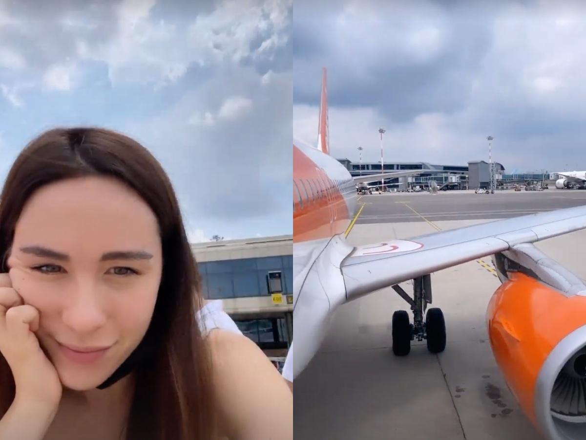 Aurora Ramazzotti in partenza per le vacanze. Ma in aeroporto la brutta notizia: «Non è possibile...»