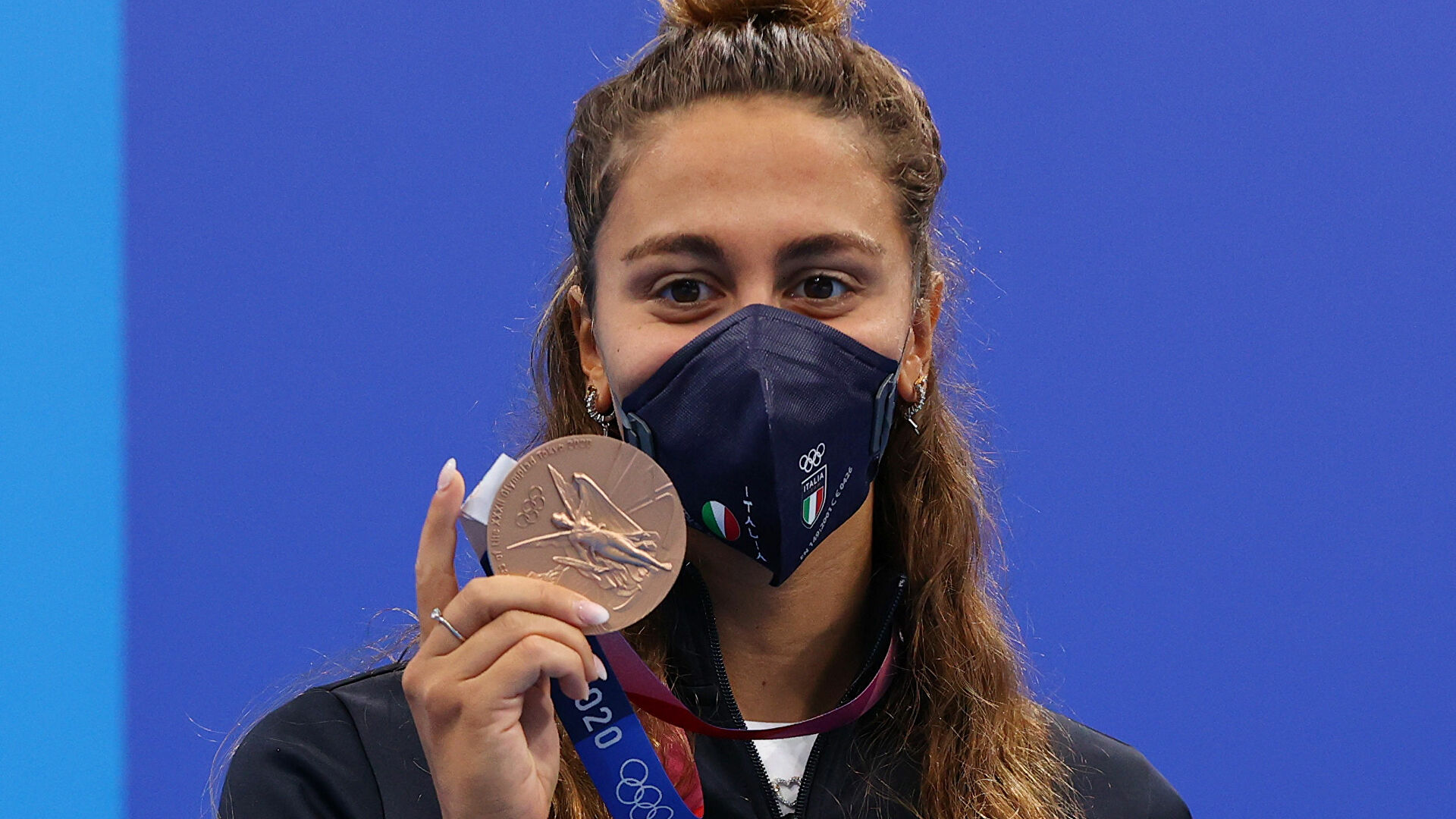 Tokyo 2020. Quadarella bronzo negli 800 sl. «La medaglia del mio riscatto»