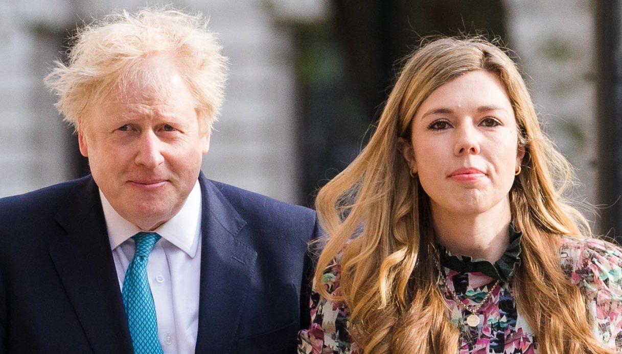 Boris Johnson e la moglie Carrie Symonds genitori per la seconda volta: l'annuncio social e il