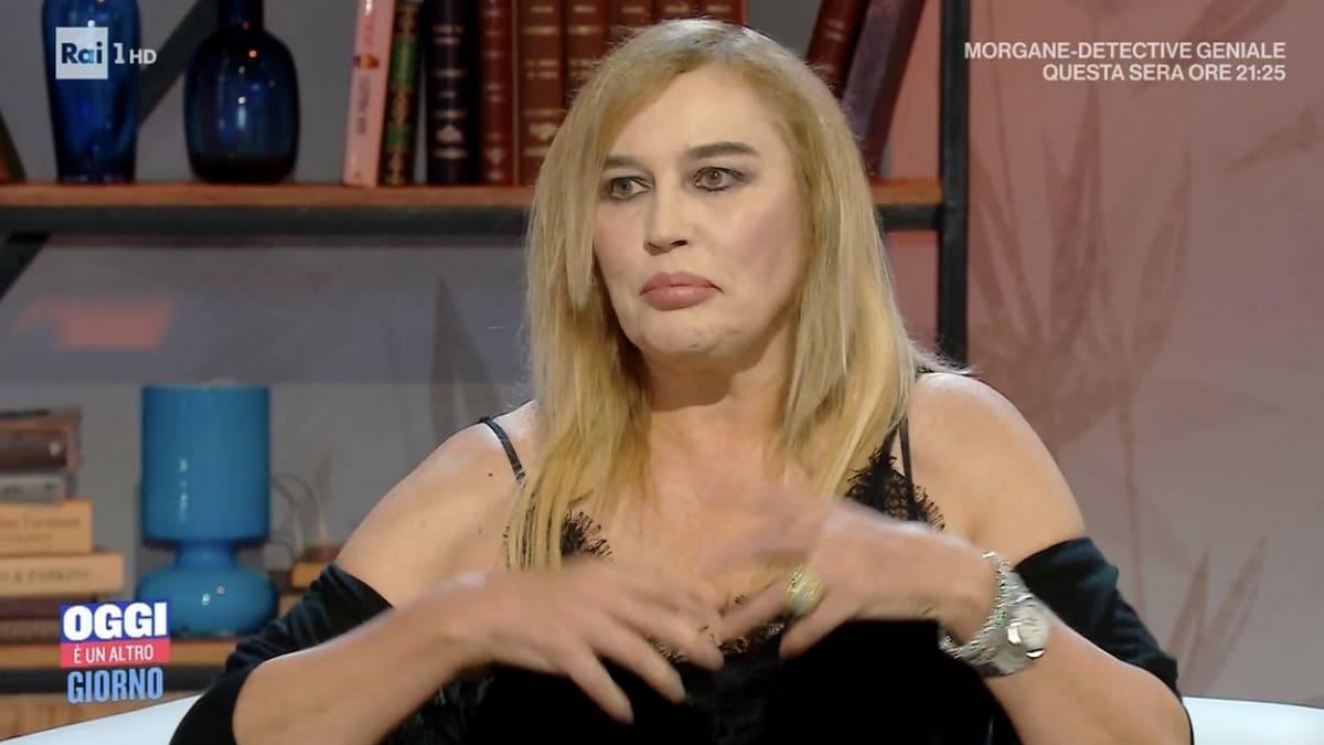 Lory Del Santo a