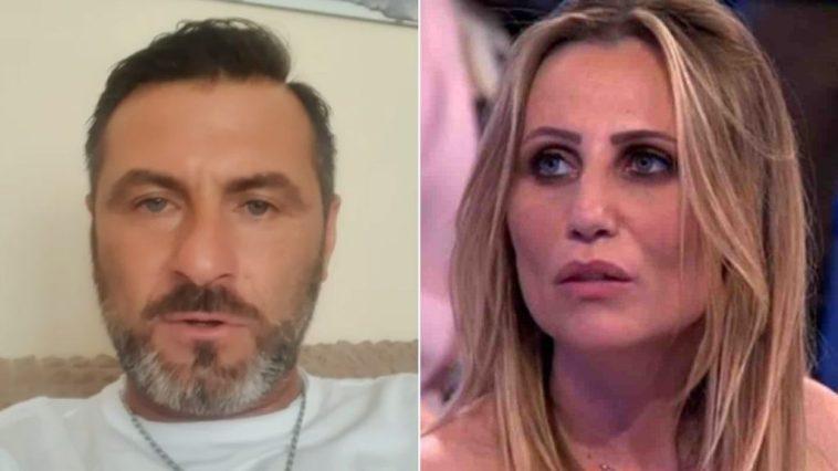U&D, Sossio Aruta conferma l'addio a Ursula Bennardo: «Ecco perché ho cancellato il post»