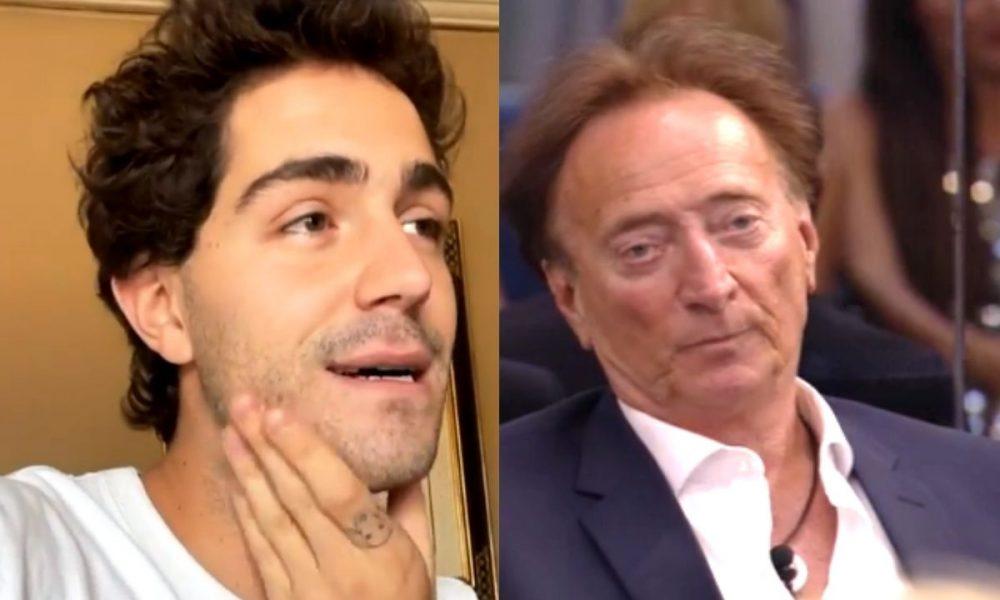 Grande Fratello Vip, Tommaso Zorzi contro Amedeo Goria: «Andrebbe eliminato, azzarderei curato»