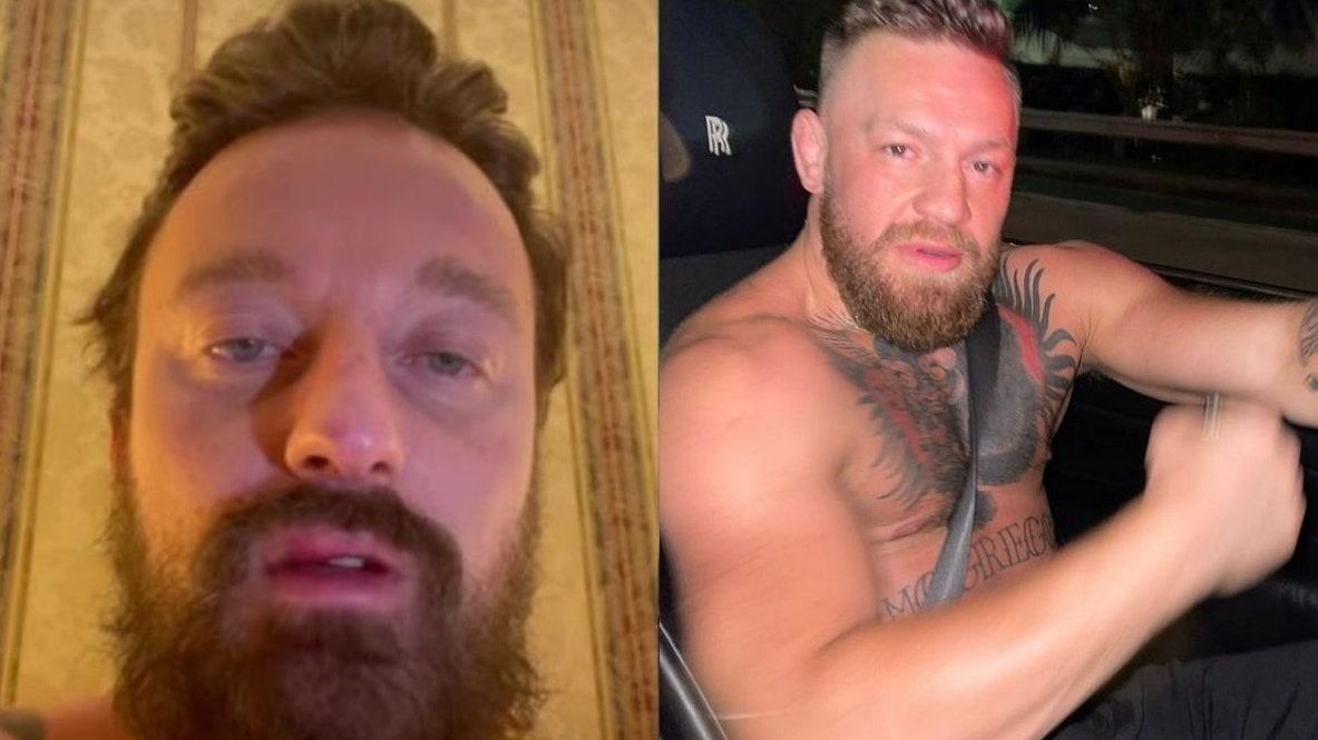 Facchinetti choc: «Conor McGregor mi ha picchiato. È violento e pericoloso». La moglie: «Un pugno dal nulla»