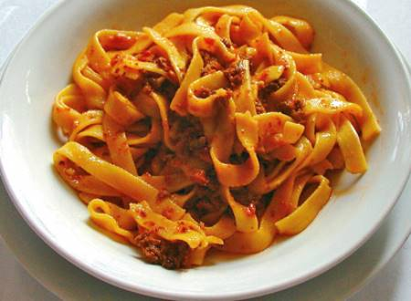 Fettuccine alla Romana, la ricetta originale