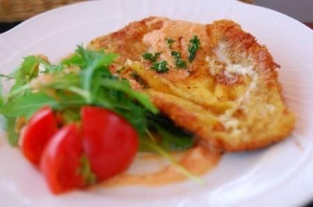 Cotolette di Pollo al Parmigiano