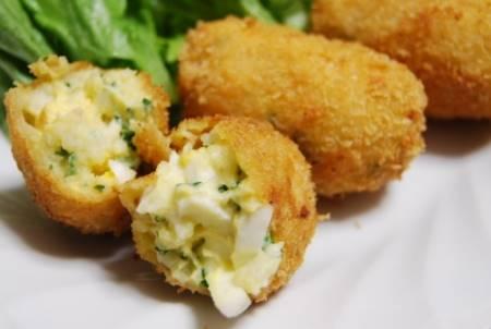 Crocchette di Baccalà deliziose