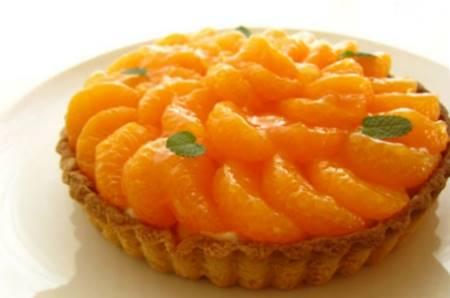 Crostata di Clementine o Mandarini