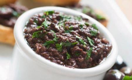 Ricetta originale della salsa Tapenade