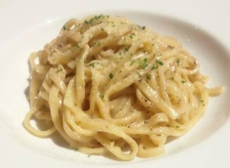 Linguine al Parmigiano