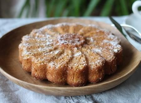 Torta di Mandorle profumata