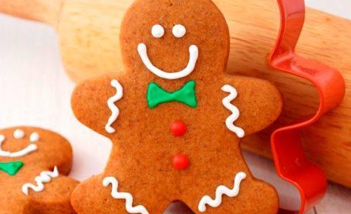 Gingerbread come fare i classici biscotti Natalizi
