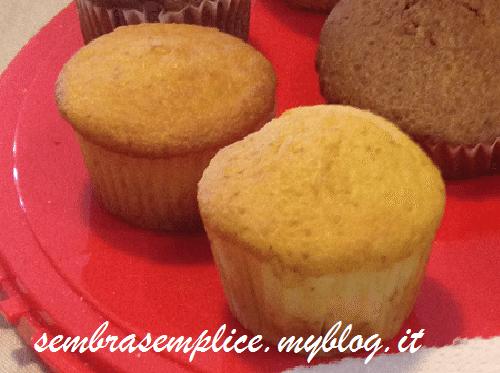 Voglia di Muffin? Provateli con cuore di marmellata e senza burro!