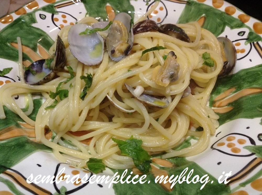 Spaghetti con le vongole: un classico che non ammette errori