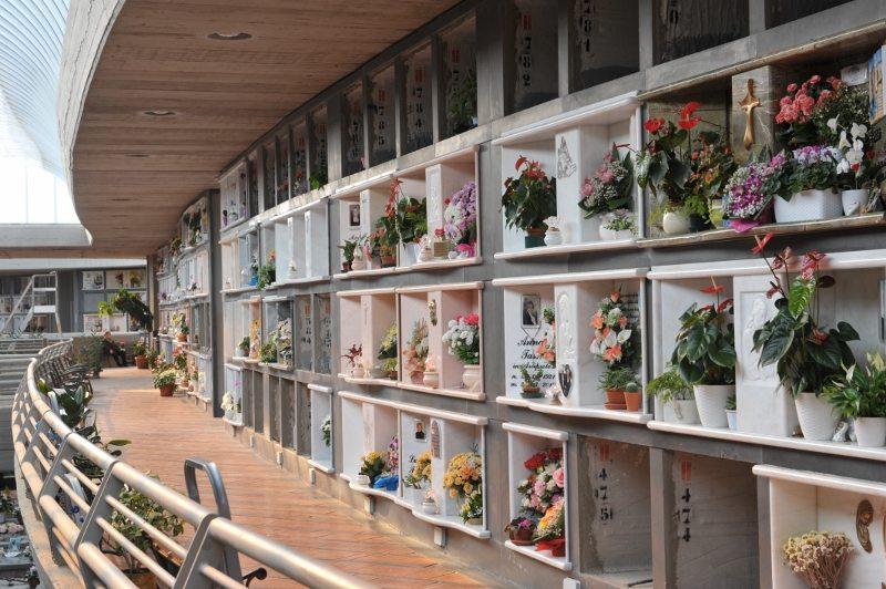 Porta tutti i giorni i fiori alla moglie al cimitero, poi la tragedia