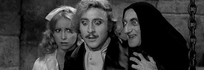 """E' morto Gene Wilder, l'irresistible """"dottor Frankestein"""",ve lo ricordate?"""