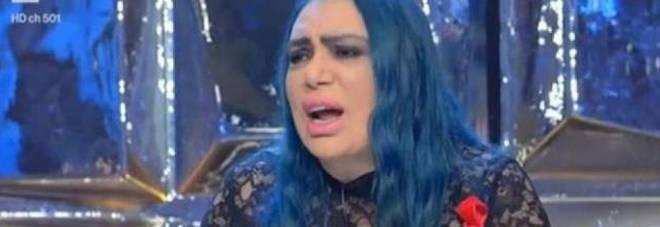 """Loredana Bertè: """"Sono stata violentata quando ero ragazza!"""", confessione choc a domenica live."""