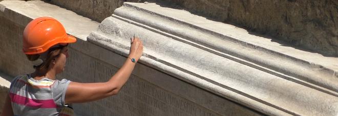 Pompei, la scoperta più importante degli ultimi decenni: ritrovata la tomba di un impresario