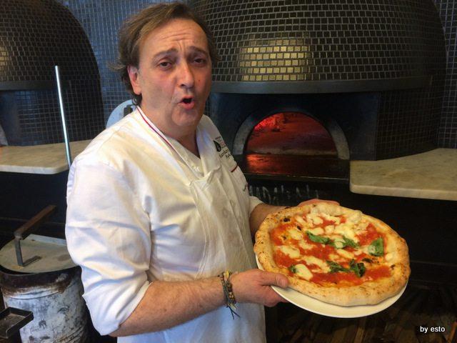 Da Napoli arriva la pizza con l'acqua di mare, contro la siccità