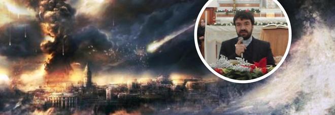 """Prete esorcista: """"il mondo sta per finire, uragani e terremoti ne sono la prova!"""""""