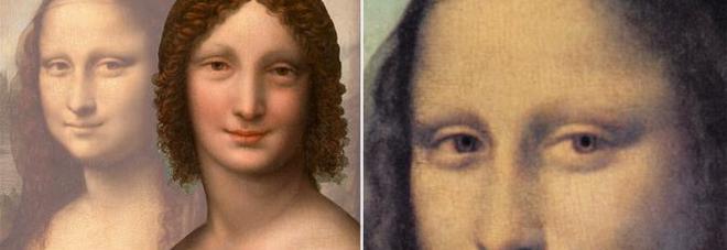 """Il mistero della """"Gioconda nuda"""", svelato al Louvre: """"forse è di Leonardo da Vinci"""""""